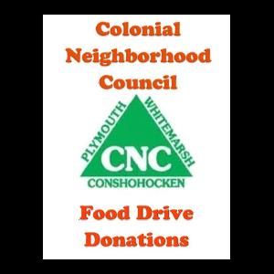CNC Food Drive